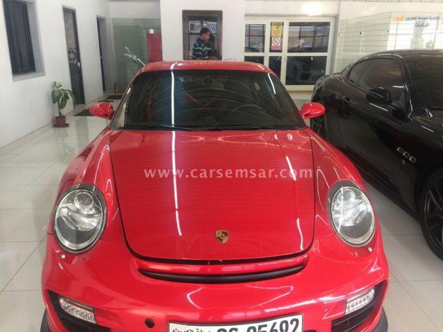 2009 بورشه 911 GT2