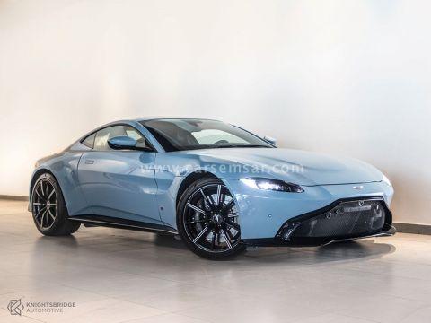 2019 أستون مارتن فانتج V8