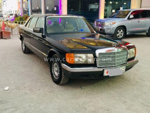 1985 Mercedes-Benz SEL 280