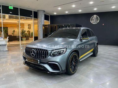 2019 Mercedes-Benz GLC 63S AMG
