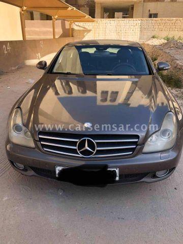 2006 Mercedes-Benz CLS-Class CLS 350