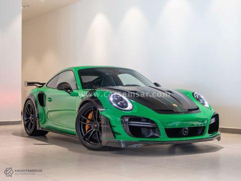 2019 Porsche 911 Techart GT Street RS