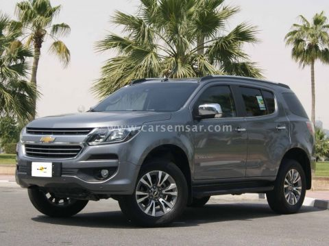 2019 Chevrolet TrailBlazer LTZ