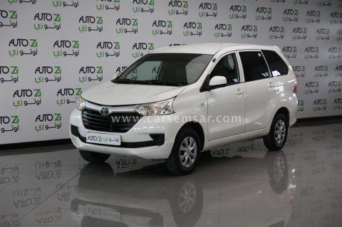 2016 Toyota Avanza 1.5 TX