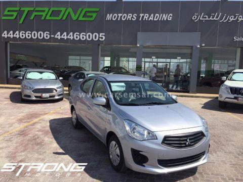 2020 Mitsubishi Attrage GL