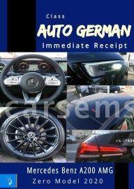 2020 Mercedes-Benz A-Class A 200
