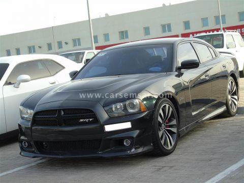 2014 Dodge Charger SRT8