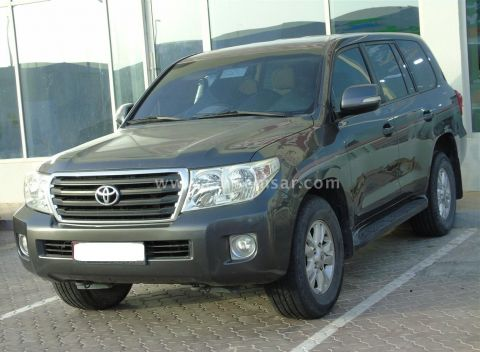 2012 Toyota Land Cruiser GX