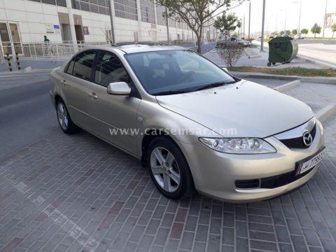 2007 Mazda 6 2.3 Dynamic