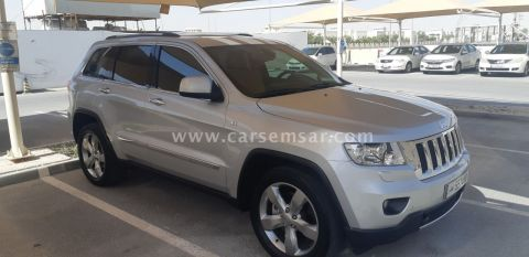 2013 Jeep Grand Cherokee 3.6 Limited 4x4