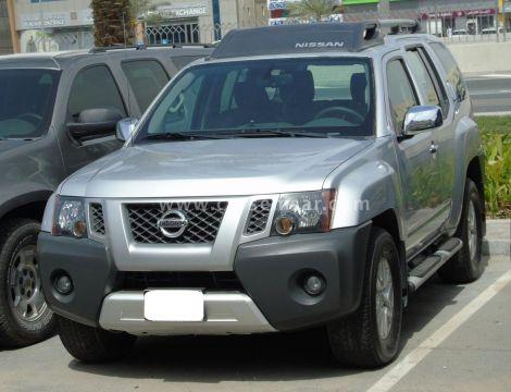 2015 Nissan Xterra 4.0s