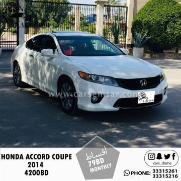 2014 هوندا Accord Coupe