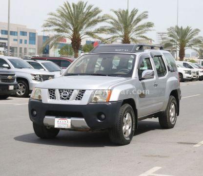 2008 Nissan Xterra 4.0