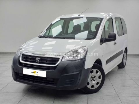 2017 Peugeot Partner Van