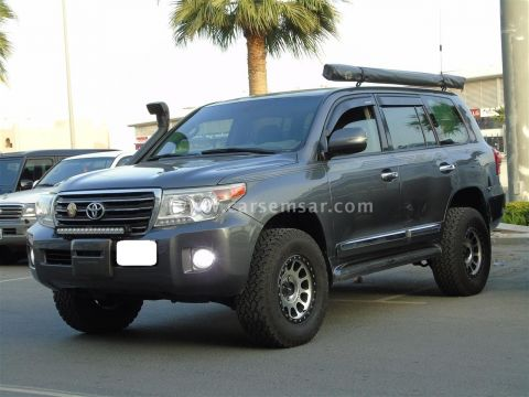 2009 Toyota Land Cruiser GXR