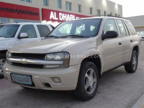 2009 Chevrolet TrailBlazer LS