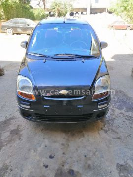 2008 Chevrolet Spark Hatch