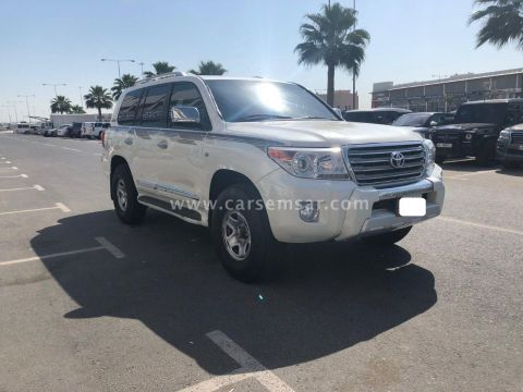 2008 Toyota Land Cruiser GXR V8