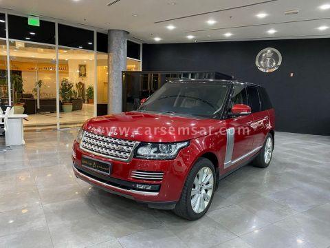 2013 Land Rover Range Rover Vogue Supercharged SE