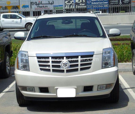 2011 Cadillac Escalade EXT For Sale In Qatar