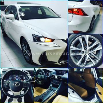 2017 Lexus IS 200
