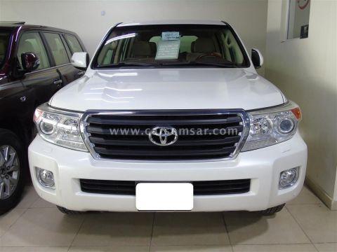 2014 Toyota Land Cruiser GXR