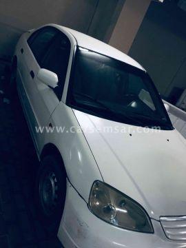 2001 Honda Civic LXi