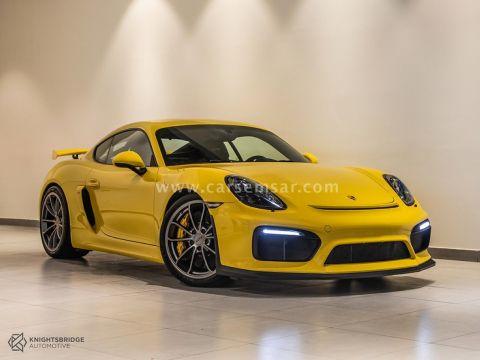 2016 Porsche 911 GT4