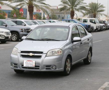2013 Chevrolet Aveo LS Sedan