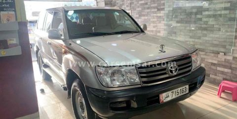 2004 Toyota Land Cruiser GX
