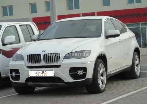 2010 BMW X6 xDrive 50i