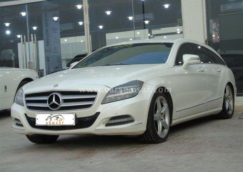 2013 Mercedes-Benz CLS-Class CLS 350