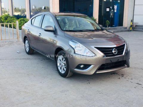 2019 Nissan Sunny 1.5