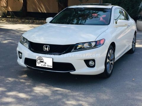 2014 هوندا Accord Coupe