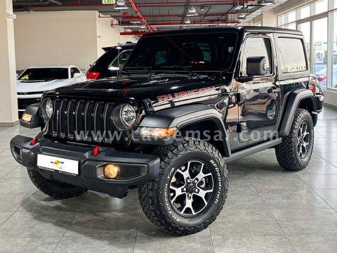 2018 Jeep Wrangler 3.8 Rubicon