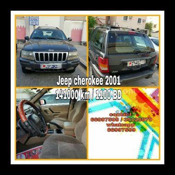 2001 Jeep Cherokee 4.0