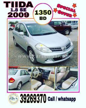 2009 Nissan Tiida 1.8