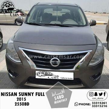 2015 Nissan Sunny 1.6