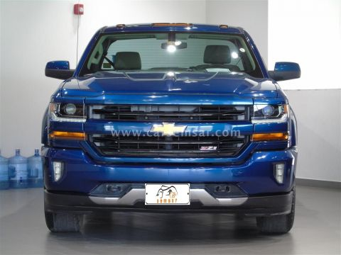2017 Chevrolet Silverado 1500 Regular Cab LT