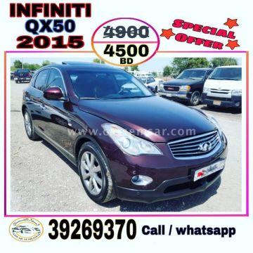 2015 Infiniti QX 50