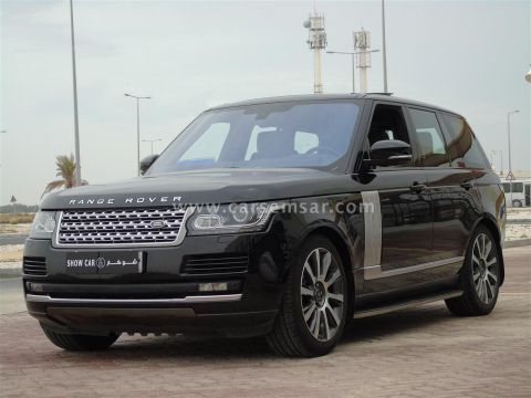 2016 Land Rover Range Rover Vouge Sc