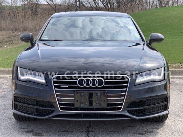 2014 Audi A7 3.0T Quattro