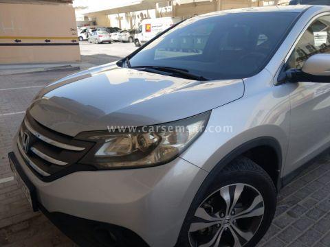 2013 Honda CR-V 2.4