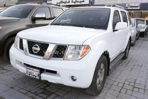 2005 Nissan Pathfinder SE