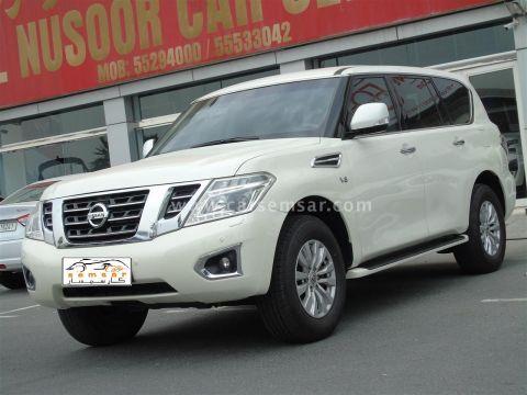 2014 Nissan Patrol SE