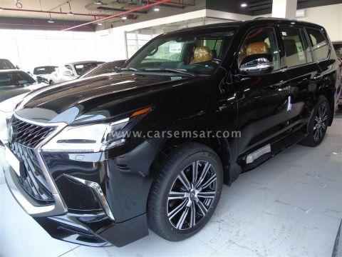 2020 Lexus LX 570 Sport