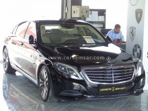 2015 Mercedes-Benz S-Class S 400 V6