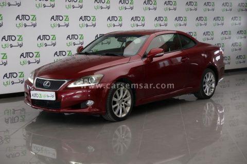 2012 Lexus IS Is 300C