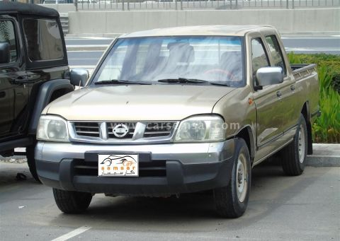 2006 Nissan Pickup 2.4