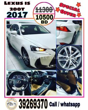 2017 Lexus IS 200